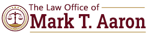 Law Offices Of Mark T. Aaron Logo